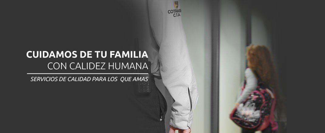 Cuidamos de tu familia